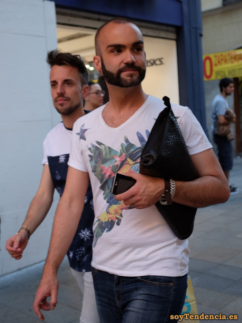 camiseta barba cartera soy.tendencia madrid street style