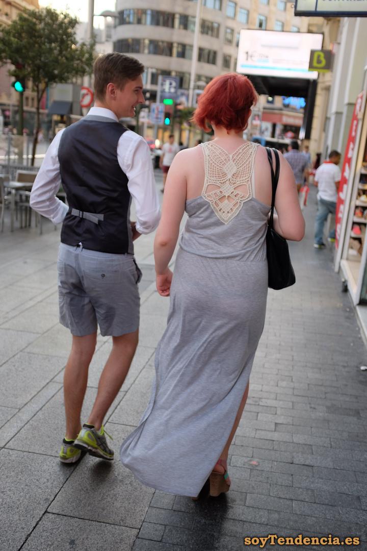 chaleco deportivas pantalon corto soy tendencia madrid street style