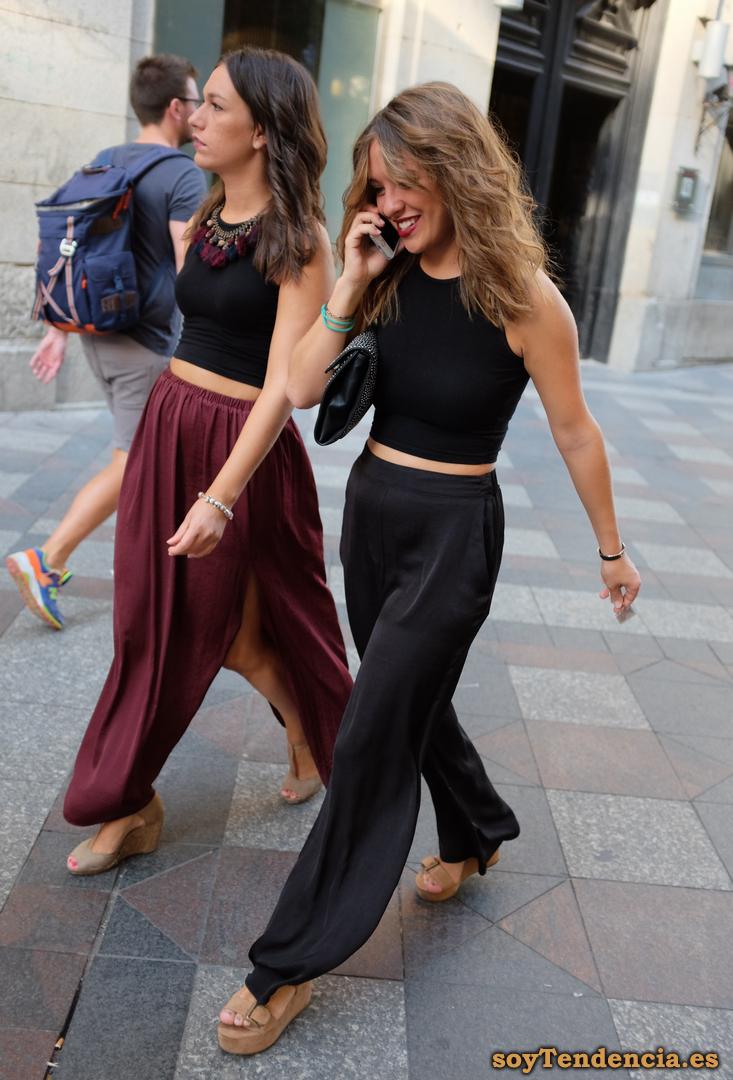 collar borlas soytendencia Madrid street style