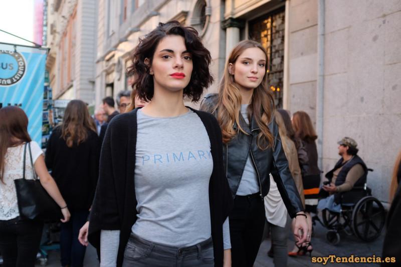 modelos camiseta Primark soyTendencia Madrid street style