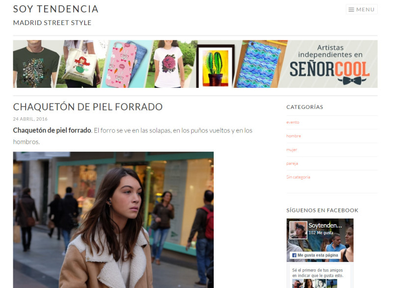 version sketch wordpress web soyTendencia
