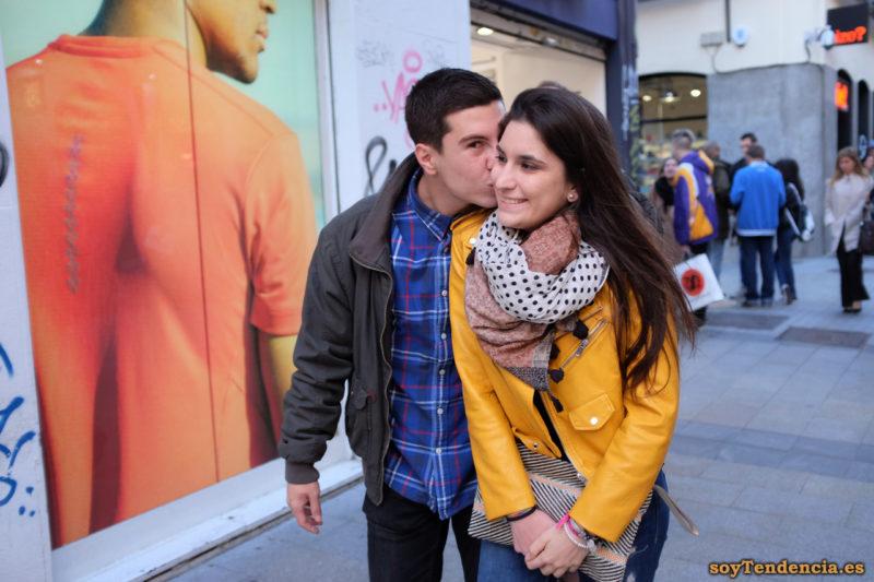 cazadora chaqueta amarilla zara beso soyTendencia Madrid street style