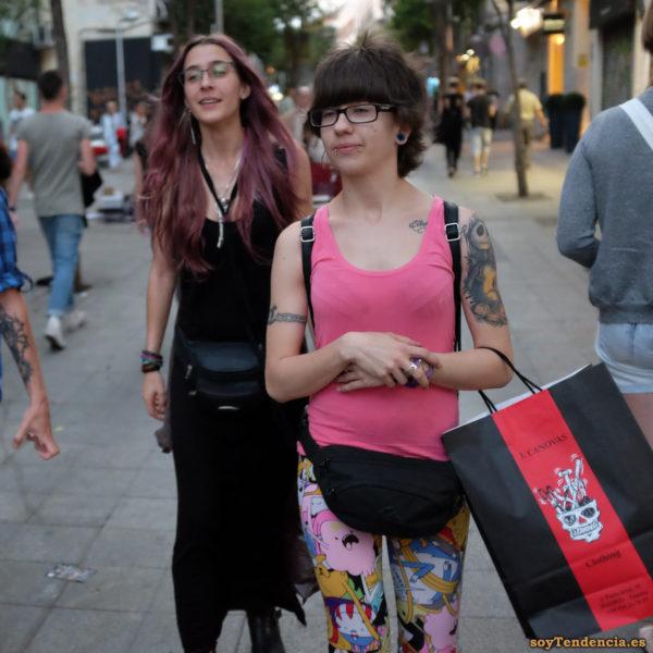 pantalon ajustado comic j canovas soyTendencia Madrid street style