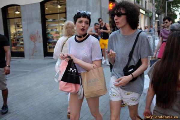 pantalon huevos fritos camiseta calada primark soyTendencia Madrid street style