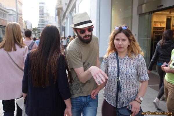 camiseta de cabras sombrero soytendencia madrid street style