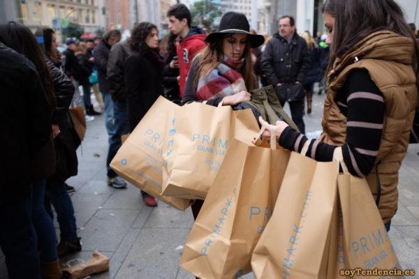 rebajas primark sombrero jersey rayas soyTendencia Madrid street style