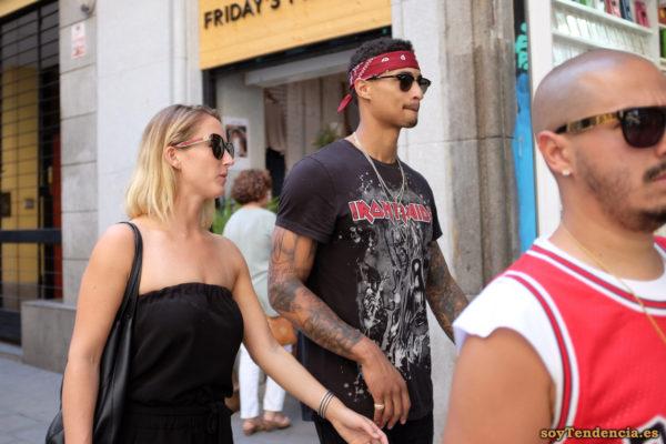 camiseta Iron Maiden Edwin Jackson basket club estudiantes baloncesto acb soyTendencia Madrid street style